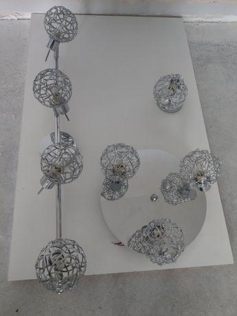 Lampy przysufitowe