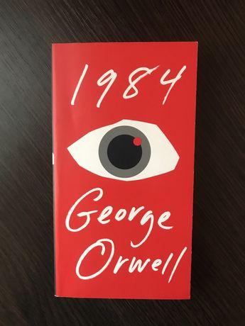 Джордж Оруэлл «1984» на английском