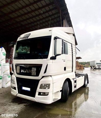 MAN TGX 18.480  Efficient Line hydraulika/retarder