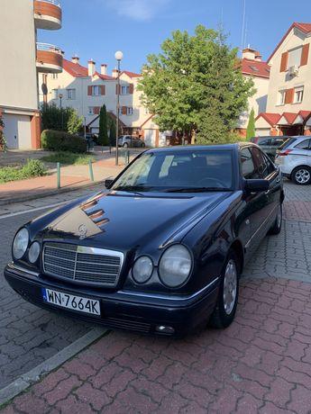 Mercedes w 210 zamiana