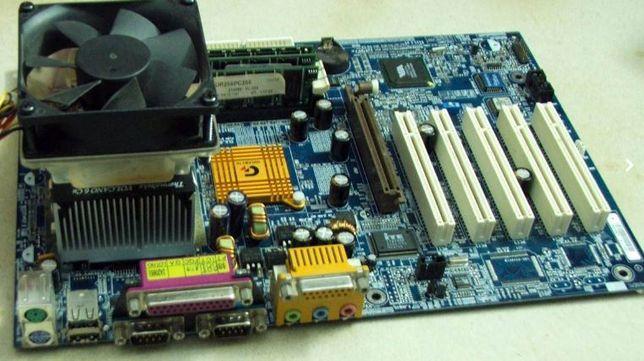 Motherboard GigaByte GA-7VTXE