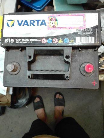 Akumulator warta B19