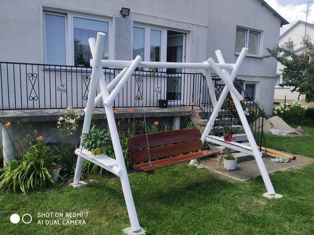 Huśtawka ogrodowa! Solidne wykonanie! %Rabaty%