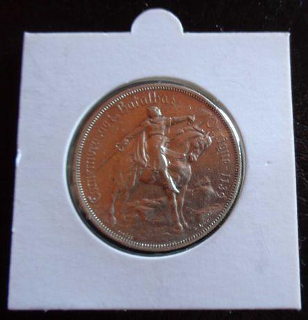10 Escudos Prata 1928 Batalha Ourique