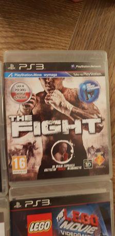 The Fight PS3 sprzedam pl