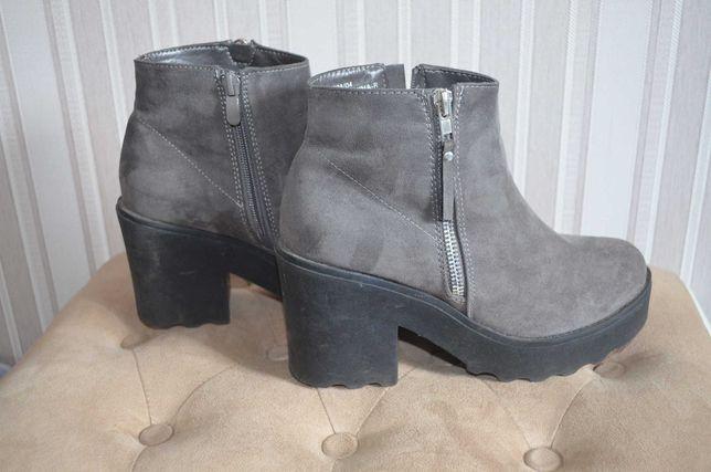 Ботинки New look стелька 24 см