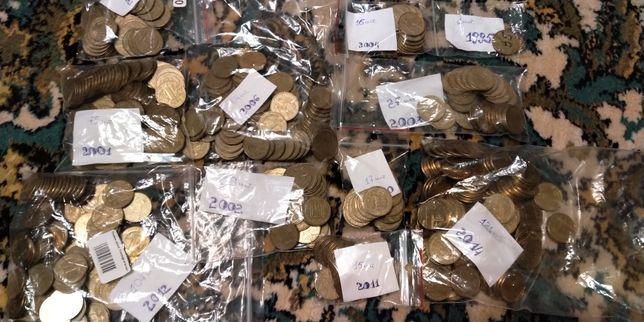 Монета 1 гривна, 522,00 за 1000,00.