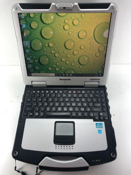 Panasonic Toughbook CF-31 MK2 i5-2540M 3.3 ГГц 8 Гб ОЗУ 500 Гб СТО