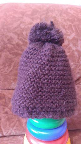 Продам. Детская зимняя шапка для девочки