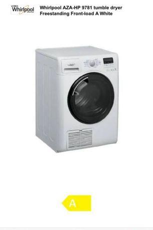 Maquina secar roupa 9kg  Whirlpool (Pouco Uso)