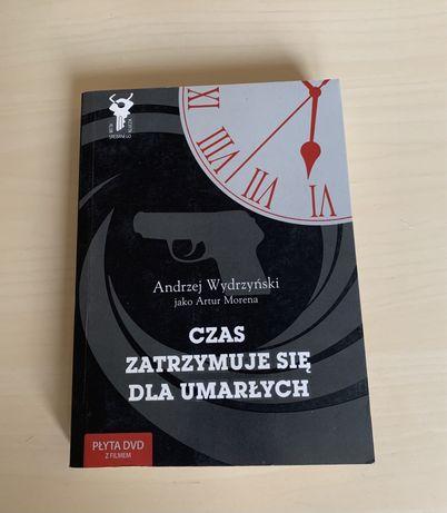 Czas zatrzymuje się dla umarłych - Andrzej Wydrzyński - książka