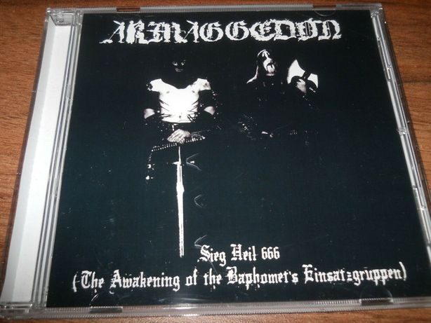 Armaggedon - Sieg Heil 666 (The Awakening of the Baphomet's Einsatzgru