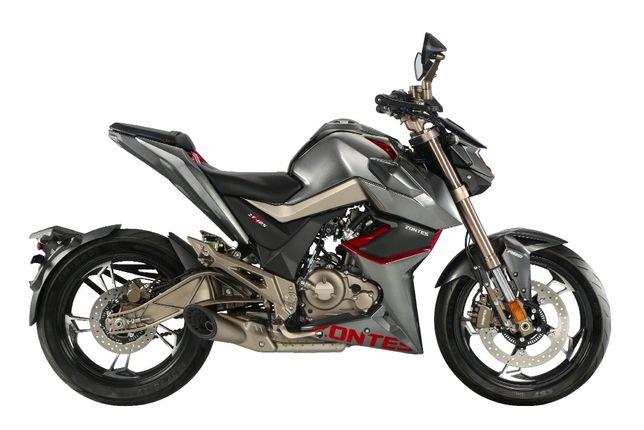 Motocykl ZONTES U 125CM **EURO5**VAT23%**RATY**Transportdo150KMgratis*