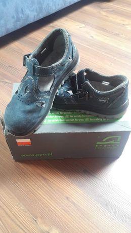 Buty bezpieczne bhp PPO 251