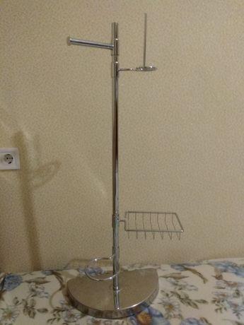 Гарнитур для туалета Wenko привезён из Германии.