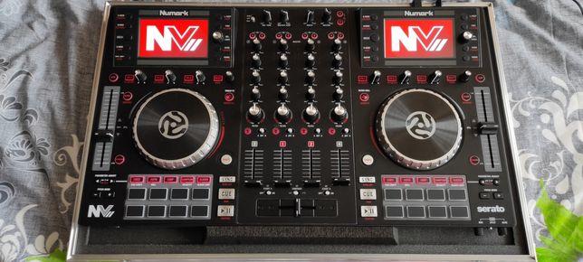Kontroler NUMARK NV II plus CASE jak nowy