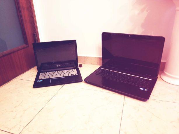 Asus Q302L i5-4210U + Dell Inspiron N7110 i5-2410M