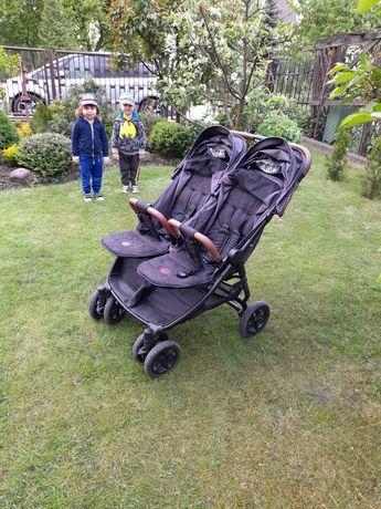 Wózek bliźniaczy Coletto Enzo Twin, spacerówka