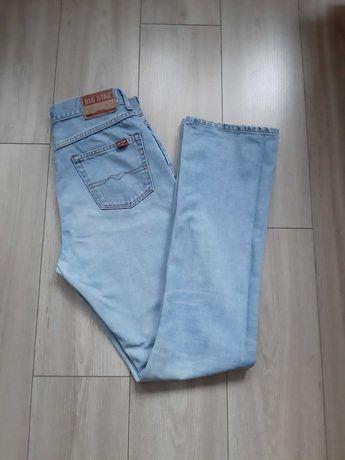 Niebieskie dżinsy jeansy Big Star rozm. 31/34