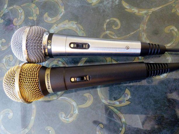 микрофон в отличном состоянии