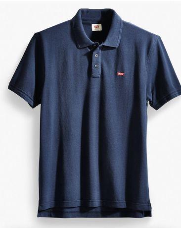 Чоловіча нова футболка поло Levi's розмір л