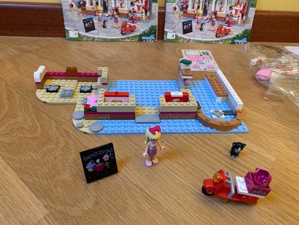 Конструктор LEGO Friends Кондитерская (41119)