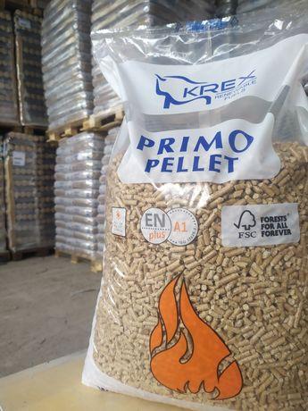 Pellet Krex Primo Pellet certyfikowany ENplus A1 pelet najtaniej
