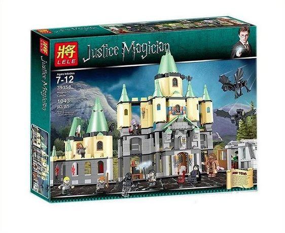 Конструктор LELE Гарри Поттер «Замок Хогвартс» 39158 (Ан.Лего, LEGO)