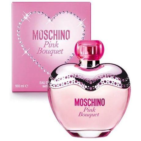 Perfume Moschino Pink Bouquet - ORIGINAL!!!