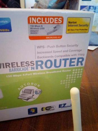 Router SMC wireless wi-fi