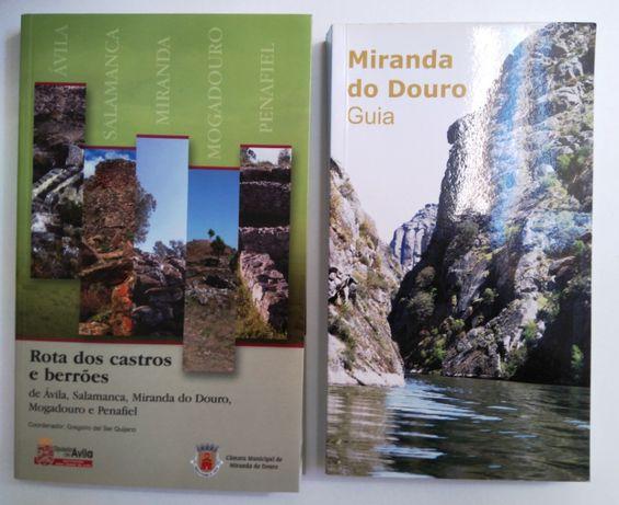 (1) Vários livros novos, mirandês, Terra Fria, Miranda do Douro