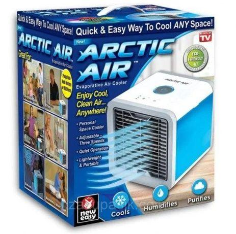 Портативный кондиционер 4в1 Rovus Arctic Air, охладитель и увлажнитель