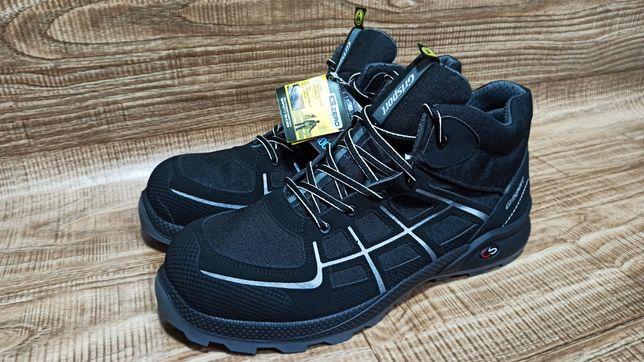 Спецобувь 47 рабочие кроссовки ботинки GriSport Италия с метал нос САТ