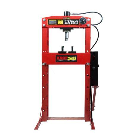 Prensa Hidráulica 30T com Pedal e Dupla Velocidade REF. 804885