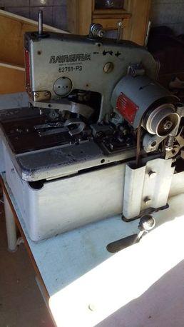 Продам глазковую петельную машину Minerva P 3