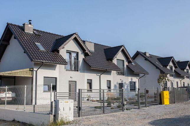 Nowa inwestycja! Dom w zabudowie bliźniaczej Strzelin - II etap