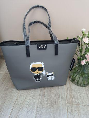 Torebka Karl Lagerfeld premium