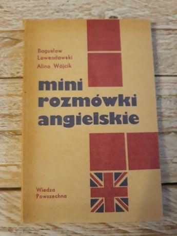 Mini rozmówki angielskie. Bogusław Lewandowski, Alina Wójcik