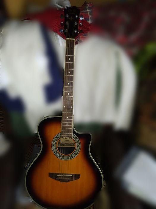 Продаю гитару J&D brother. Сливино - изображение 1