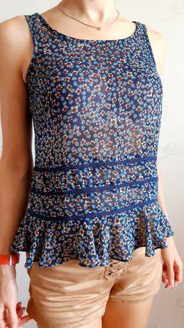 Блуза в стиле бохо