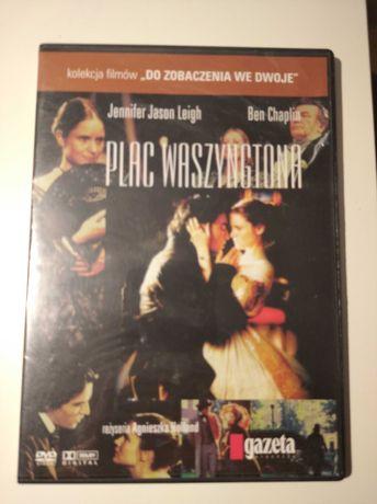 Plac Waszyngtona - film DVD