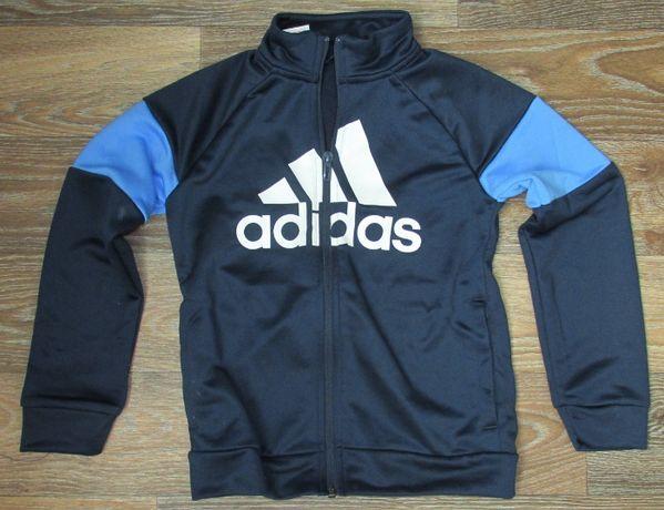 Продам спортивную кофту Adidas на мальчика 7-8 лет НОВЫЙ Оригинал