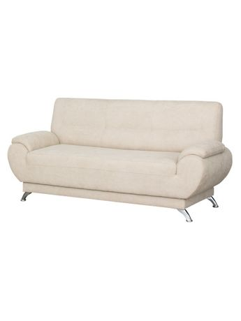 Sofa 3-osobowa Livonia + pufa