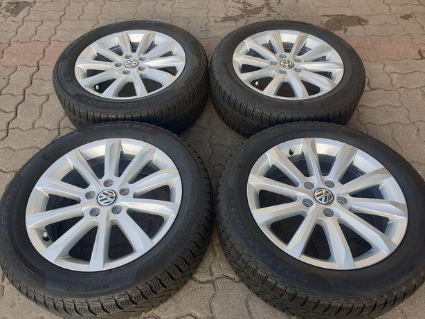 """Koła zimowe Aluminiowe Alu 17"""" VW Passat B8 5x112 SuperStan Oryginalne"""