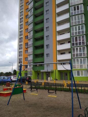 Сдам 1-комнатную новую кв-ру Калнышевского Оболонский р-н Минский м-в