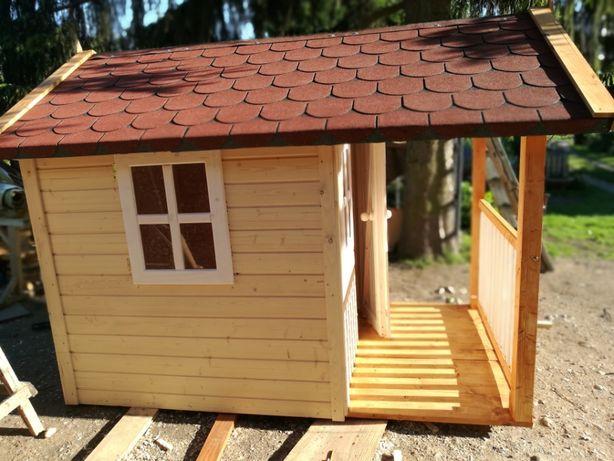 Meble ogrodowe drewniane, tarasy, domki dla dzieci