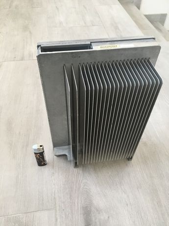 Radiatory aluminiowe