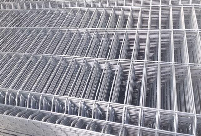 Panel ogrodzeniowy 123 cm antracyt grafitowy panele ogrodzeniowe płot