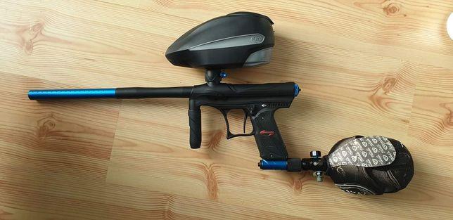 Marker Tippmann Crossover XVR z butlą karbonową i loaderem G.I. SPORTZ
