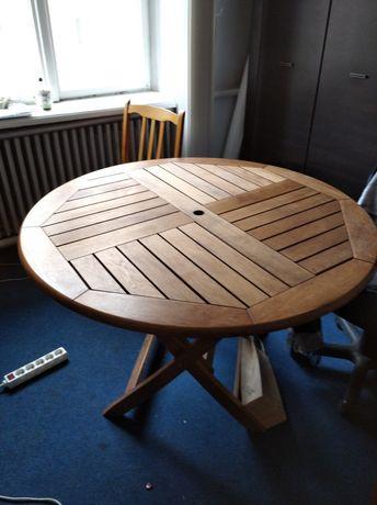 Стіл дерев'яний розкладний